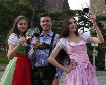 Jungweinverkostung in Perchtoldsdorf