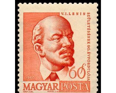 Lenins Zugfahrt (ohne gekochte Eier)