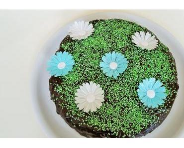 Frühlings-Torte – Karotten-Mohn