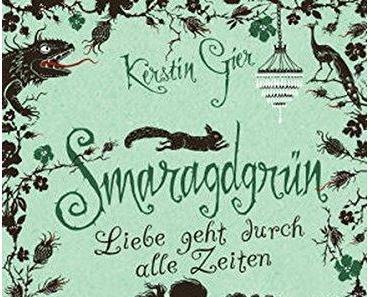 Kerstin Gier: Smaragdgrün