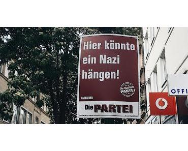 Deutschland, deine Plakate...