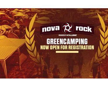 Green Camping am Nova Rock '17