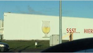 Spuren flämischer Biere