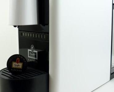 Leysieffer Kaffee Kapselmaschine mit integriertem Milchschaumsystem im Test