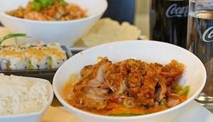 Bamee Flughafen München Biancas Tasty Tour Thailändische Küche frischen Zutaten sowie feines Sushi