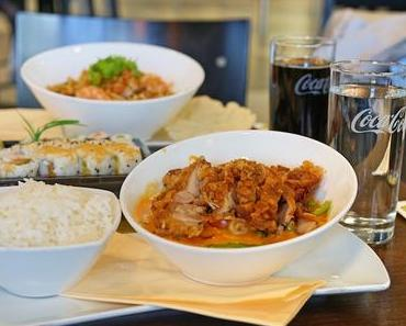 Bamee am Flughafen München | Biancas Tasty Tour| Nr. 21 - Thailändische Küche mit frischen Zutaten sowie feines Sushi