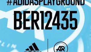 "Calisthenics Park Outdoor-Gym ""adidas Playground Berlin"" eröffnet Treptow Wilmersdorf"