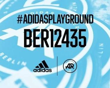 """Calisthenics Park & Outdoor-Gym """"adidas Playground Berlin"""" eröffnet in Treptow und Wilmersdorf"""
