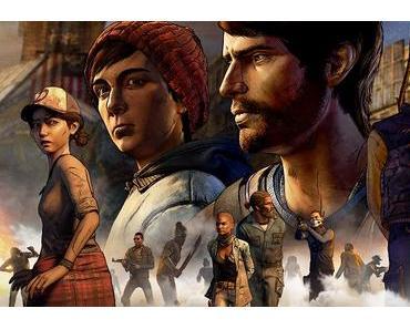 The Walking Dead: The Telltale Series – A New Frontier:  Episode 4 'Thicker Than Water' ist ab sofort erhältlich