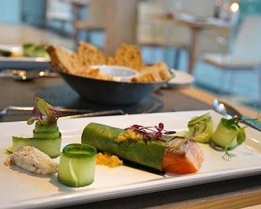 HIGHLIGHT Restaurant in der Parktstadt Schwabing - à la carte und feine Menüs im INNSIDE Munich Hotel-Restaurant