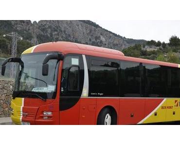 Linienbusse Aerotib starten ihr Angebot am 03.05.2017