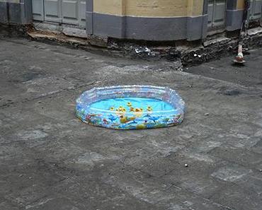 Künstlerduo Kuchenbaum — Wasserwerke