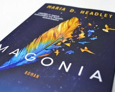 Magonia von M.D. Headly