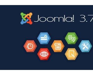 Joomla 3.7 veröffentlicht