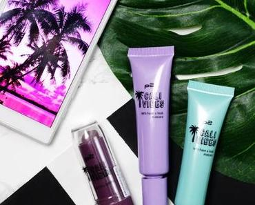 p2 cali vibes - Mascara und Lippenstift Review