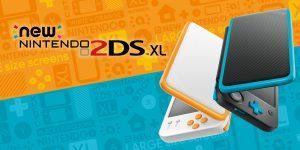 New Nintendo 2DS XL angekündigt!
