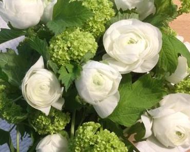 Friday-Flowerday – oder – Ranunkelwunder