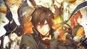Code:Realize: Rainbow-Colored Flower Bouquet kommt