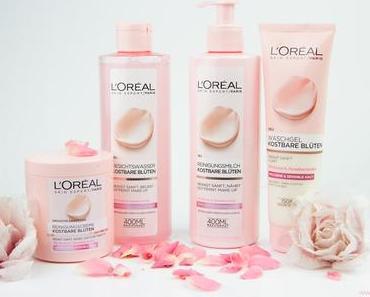 L'Oréal  - Kostbare Blüten Serie - Review
