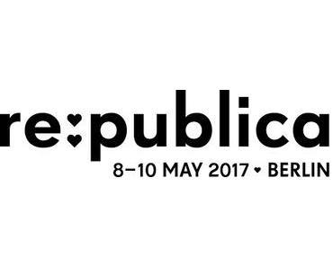 [Preview] Re:Publica vom 8.-10. Mai in Berlin + Blumenversand E-Book :)
