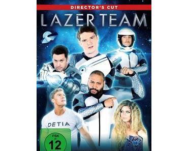 Filmkitik: «Lazer Team» (seit dem 14. April 2017 auf DVD/Blu-ray im Handel)