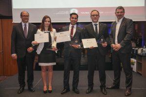 Young Hotelier Award 2017: Beste Nachwuchstalente der heimischen Hotellerie gekürt