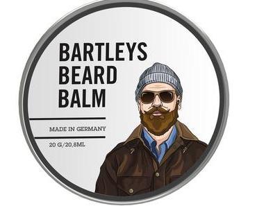 Würziger Bart mit Bartley´s Beard Balm