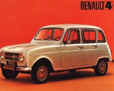 50 Jahre Renault R4