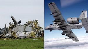 Deutschland: Absturz eines US-Kampfjets mit Uranmunition