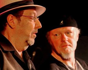 Tom Principato & Fred Chapellier am 27.03.2011, Le Zap'ing, Grande- Synthe (Dunkerque) (F)