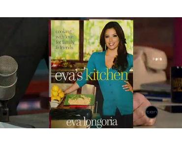 Eva Longoria veröffentlicht eigenes Kochbuch