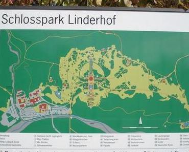 Schloss Linderhof im Allgäu