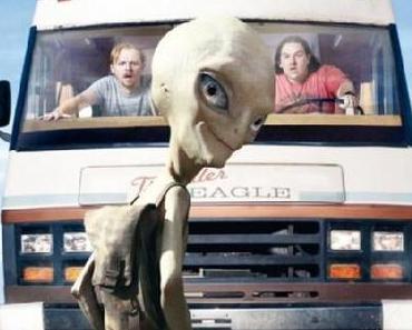 Sneak: Paul - Ein Alien auf der Flucht oder: Mein Raumschiff ist auf einem Hund abgestürzt!