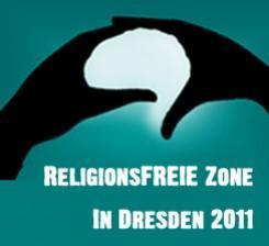 Programm der Religionsfreien Zone Dresden