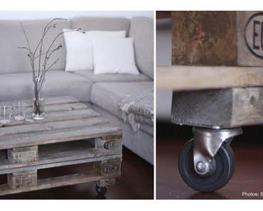 aus euro-paletten kann man nicht nur lounges machen. hier...