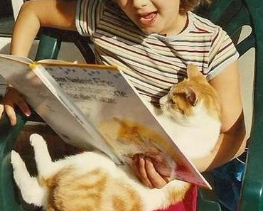 Wie man einer Katze vorliest...
