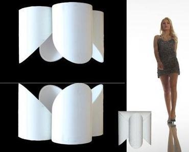 Furniture installation by Manfred Kielnhofer