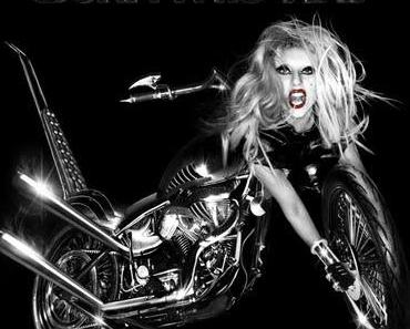 "Lady Gaga: Das Albumcover von ""Born this way"""
