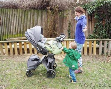 {Mamaness} Workout #43 – Kinderwagenspaß