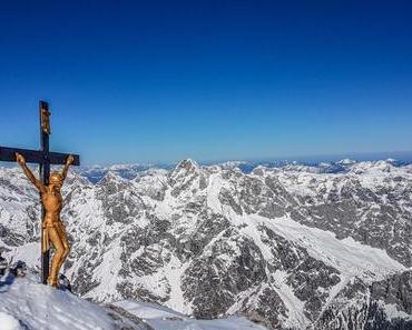 Juwel: Skitour aufs Watzmann Hocheck