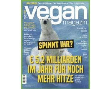 Das Vegan Magazin Mai 2017