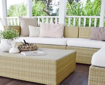 Die schönsten Loungemöbel für eure Terrasse und Garten