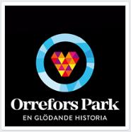 Nun wird es konkret - Orrefors Park nimmt Gestalt an