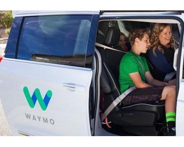 Autonome Autos: Lyft und Google Tochter Waymo arbeiten zusammen