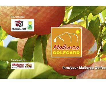 Mallorca Golfcard 2017 – Ab heute 19 Golfanlagen bis zu 2.500 € sparen