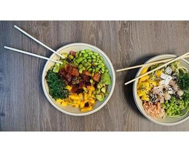 "POKÉ BAY – Pacific Cuisine | hawaiianische Bowls in Schwabing - der nächste ""Poke-Hotspot"" ist in München!"