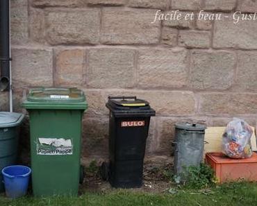 Mülltonnenstellplatz - ein Langzeitprojekt