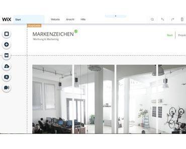 [Review] Homepage-Baukasten: Die eigene Webseite in wenigen Klicks