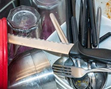 Kein-schmutziges Geschirr-Tag – der amerikanische National No Dirty Dishes Day