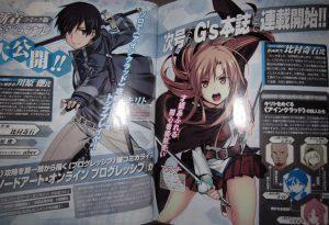 Sword Art Online: Progressive Mangaka arbeitet an einem neuen Anime